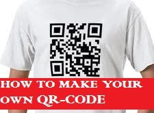 how to make your own qr-code