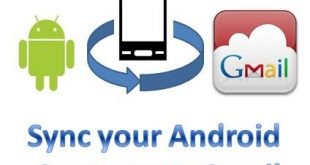 sync your Android contacts to gmail