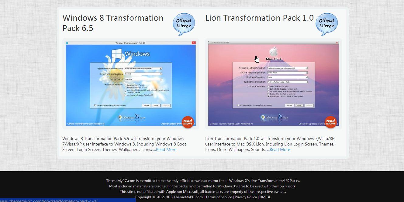 Google themes pc - Make Your Windows Looking Like Mac Os