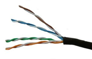 twisted pair lan cable