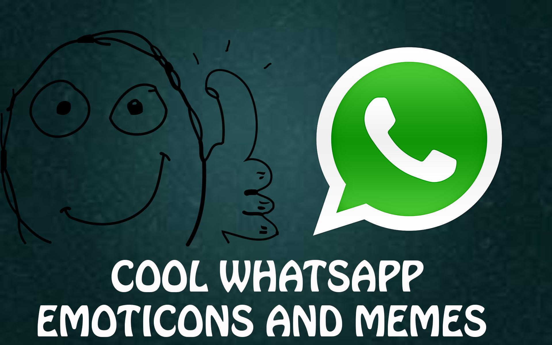 Whatsapp tricks impress your friends with whatsapp emoticons biocorpaavc