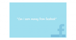 can I earn money from FB