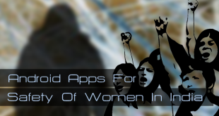 Apps for Women Safety In India