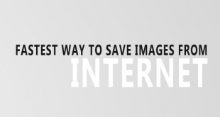 save Images From Internet