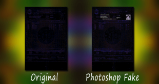 Detect if the image is photoshop fake or not