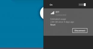 How to keep track your monthly broadband usage