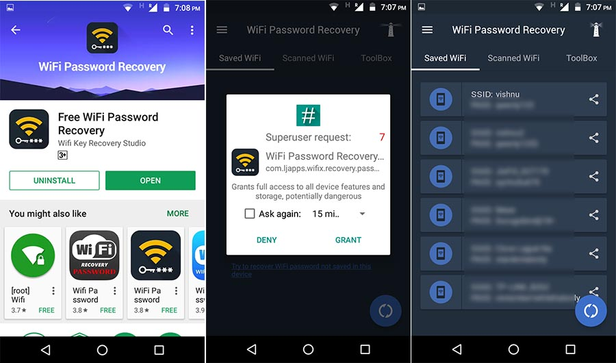 WiFi Root для Android