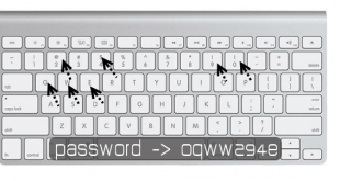 simple way to remeber complicated password