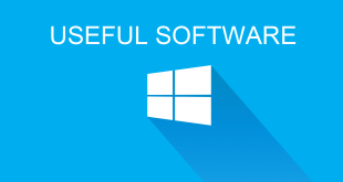 USEFUL SOFTWARE FOR WINDOWS
