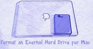 Format an Exernal Hard Drive for Mac feature image