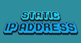 Assign Static IP-Address