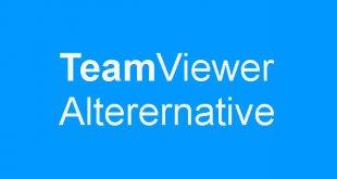 alternative to teamviewer