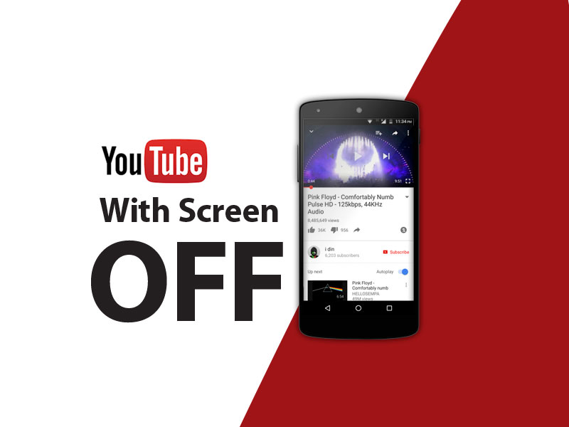Listen Youtube With Screen Off Android 28 Images