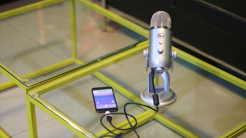 How to Connect USB Mic to Smartphone for Video Recording | TechWiser
