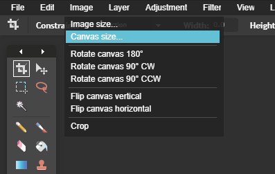 Make Photo Square Without Cropping - Online Tools | TechWiser