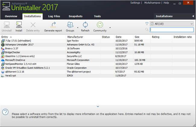 Top 7 Revo Uninstaller Alternatives For Windows | TechWiser