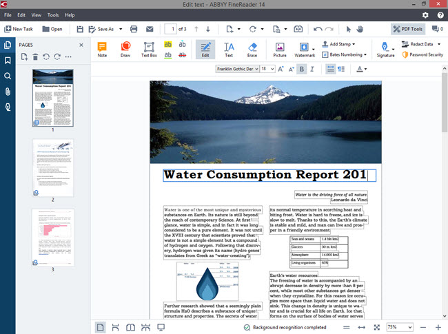 5 Best OCR Software For Big Documents - 2018 | TechWiser