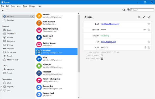 1Password Alternatives : 5 Best Password Manager That Stores Locally