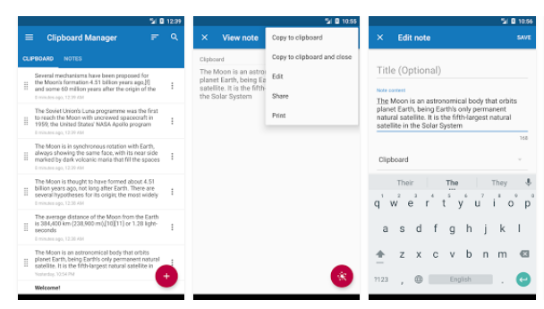 clipboard manager app
