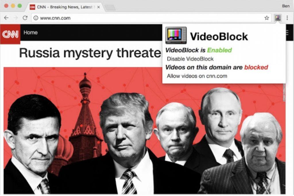 Video Blocker by plowman