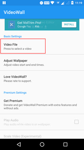 How To Set Video Or Gif As Wallpaper On Your Android Techwiser