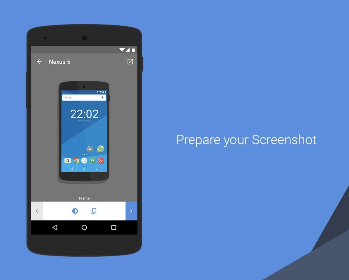 Android Screen Zoom App