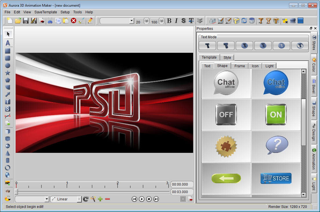 best animation software 2d