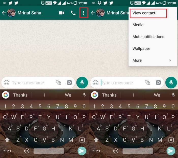 How to Remove Contact From WhatsApp But Not From Phone