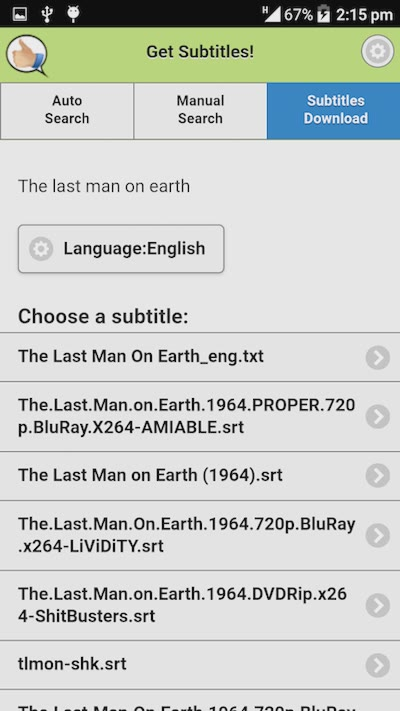 5 Best Android Apps to Download Subtitles | TechWiser