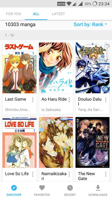 6 Best Manga Reader Apps for Android | TechWiser