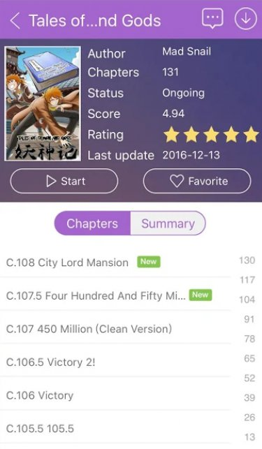 7 Best Manga Reader Apps for Android and iOS (2020 ...