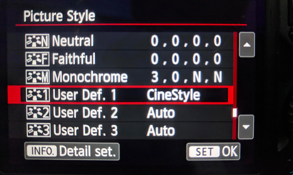 Use CineStyle to Shoot Cinematic Video With Canon DSLR | TechWiser