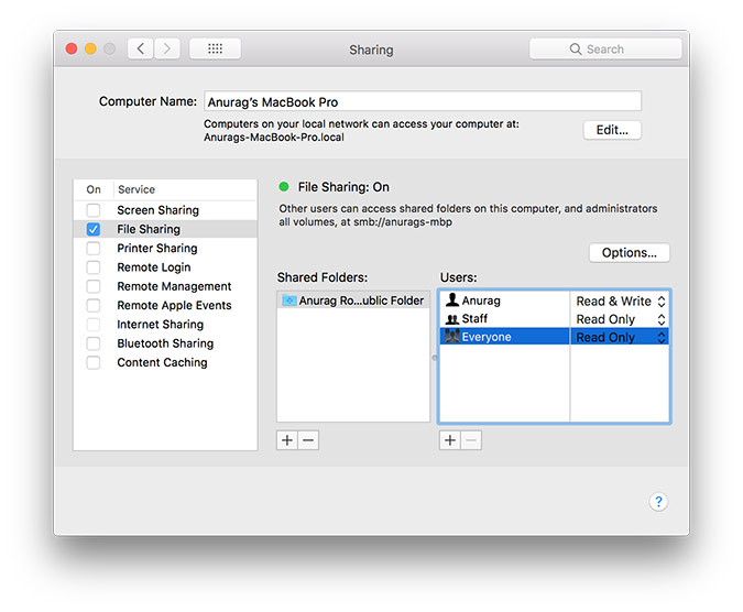 5 Ways to Transfer Files From Mac to Mac | TechWiser