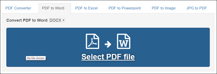 convert doc to pdf online free without email