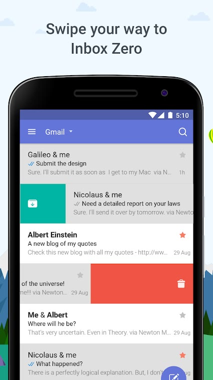 Best Email Apps for Android (2018) | TechWiser