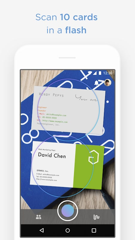 5 Best Business Card Scanner Apps For Android Techwiser