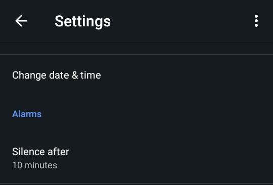 android wifi connectivity fix - select change date and time