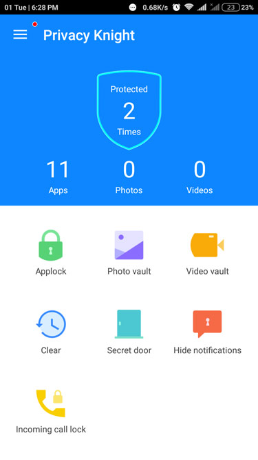7 Best Applock for Android (2018 Edition) | TechWiser