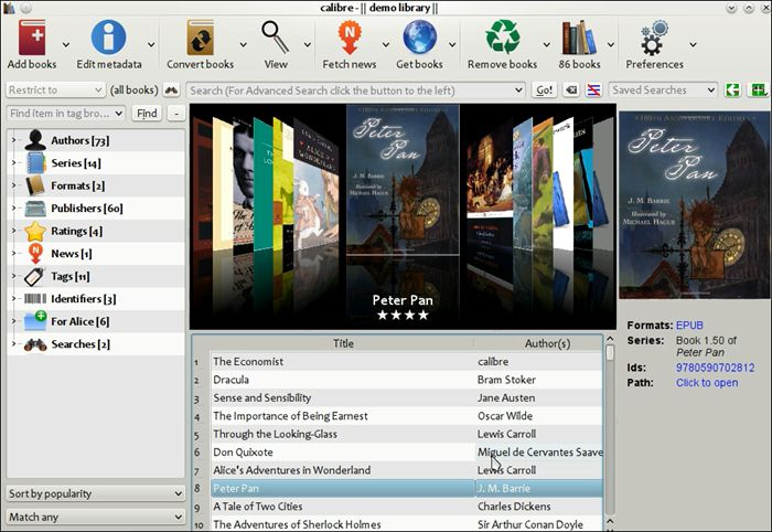 10 Best ePub Readers for Windows (2018) | TechWiser