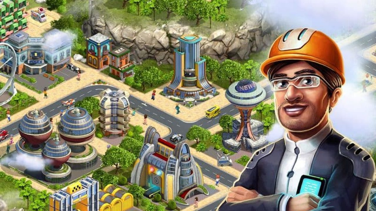 Best City Building Games 2020.15 Best City Building Games For Android Techwiser