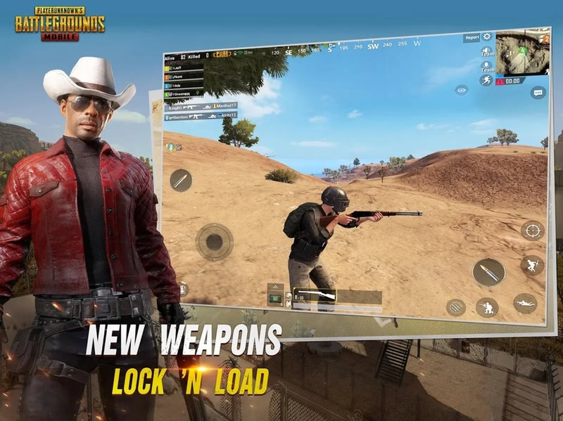 mobile online in games free