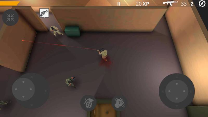 best offline shooting game for android free