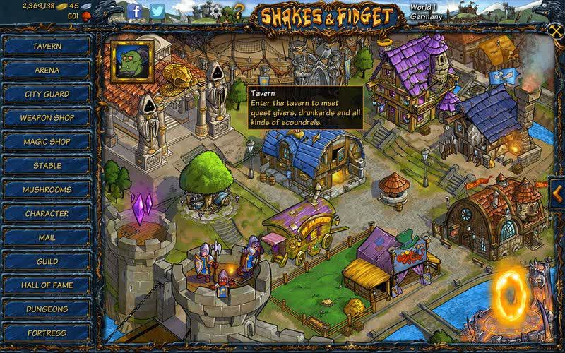 free rpg games for mac and pc