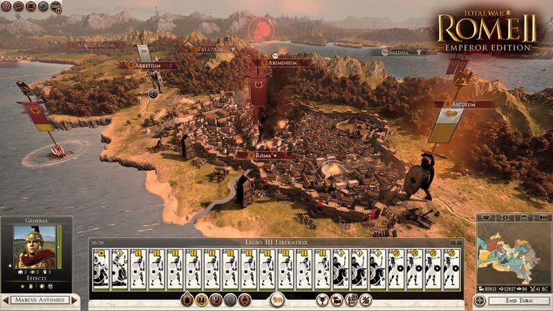 Total War- Rome II – Emperor Edition