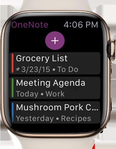 6 Best Apple Watch Notes App (2019) | TechWiser