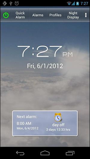 Gentle Alarm