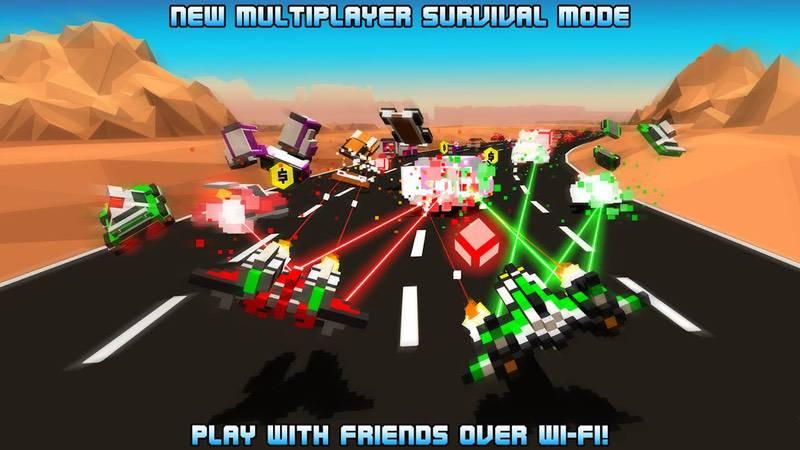 Hovercraft- Takedown