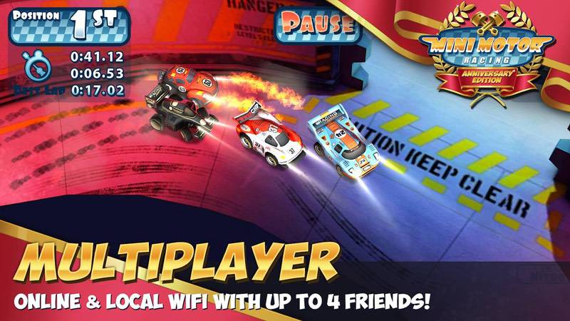 Best Multiplayer Racing Games for Android via Wi-Fi | TechWiser
