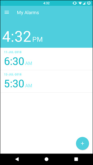 WakeMe Social Alarm Clock