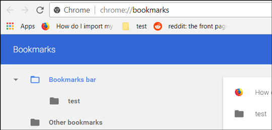 How to Import Bookmarks From Chrome to Firefox Android